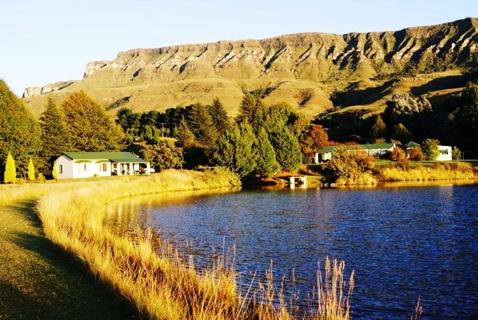 10 Sleeper Accommodation In Drakensberg Fairways 162