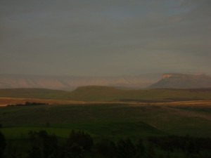 KZN Midlands mountains