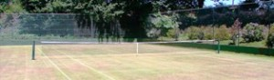 Tennis Courts at Rawdons Hotel