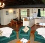 Bellwood GUINEA FOWL COTTAGE - LOUNGE, DINING & KITCHEN