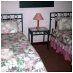 Wild Berry Gymnogene Cottage Single bed room