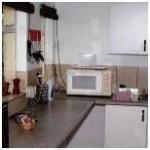 Wild Berry Shrike Cottage kitchen