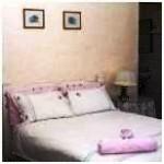 Wild Berry Sunbird Cottage main bedroom