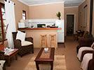 Midlands Inverness Cottages Savana Lounge and Kitchen