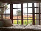Midlands Inverness cottages- Shetland room view