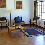 Milgate self catering lounge