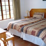 Millgate self catering bedroom