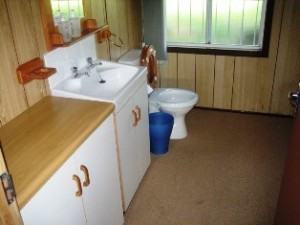 Thistledown Country Cottage bathroom