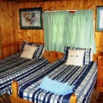 Waterwood Fishermans Cottage Bedroom