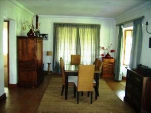 Waterwood Hillside Dining Room