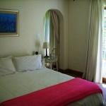 Waterwood Pinetree Cottage En suite bedroom
