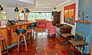 Lythwood Lodge bar