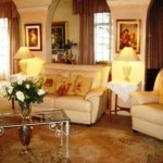 Glen Eagles lounge
