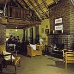 Riverside Cottages Kamberg Fishermans cottage lunge