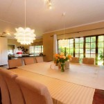 Granny Mouse Lounge and Open plan Kitchen of the farmhouse
